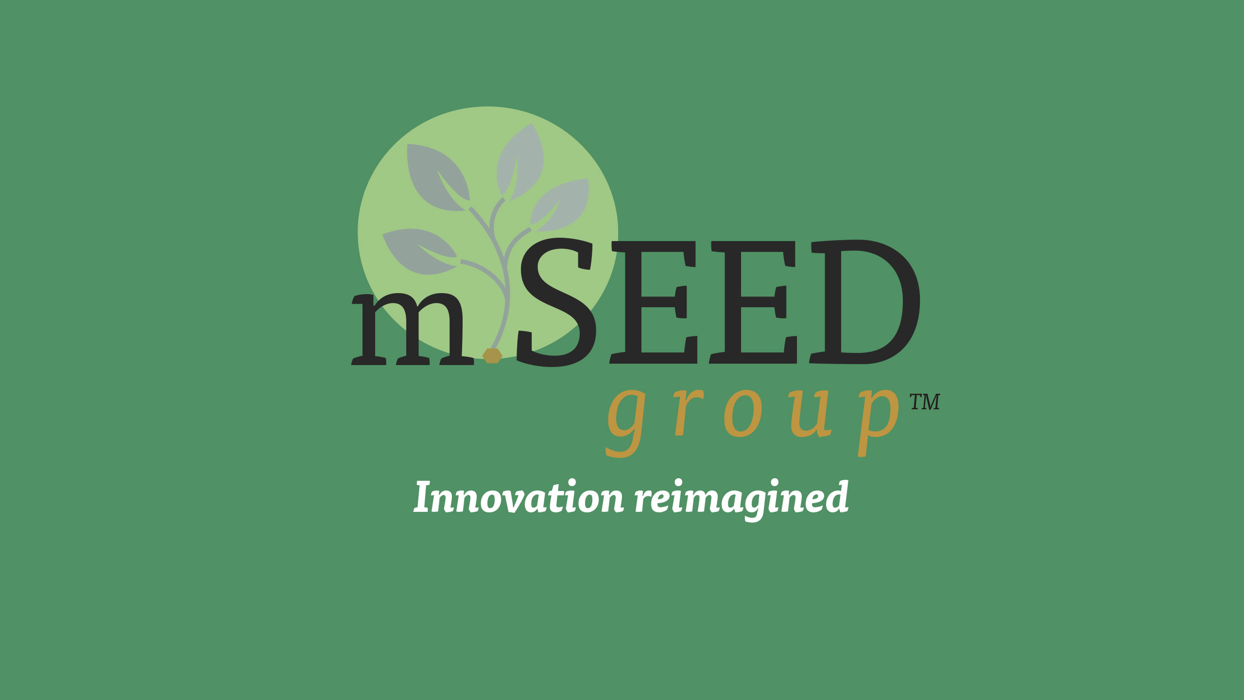 mSEED group Innovation Reimagined
